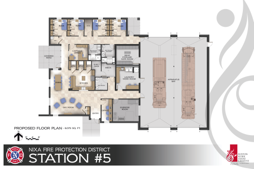 photo volunteer fire station floor plans images simple